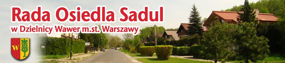 Rada Osiedla Sadul
